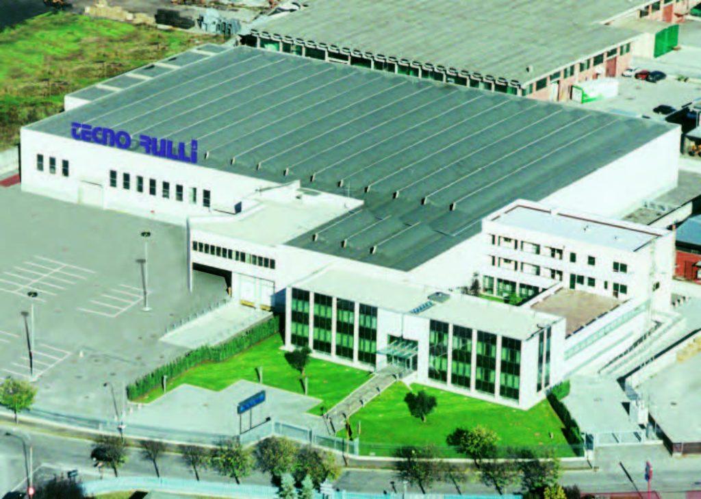 شرکت تکنورولی ایتالیا Tecnorulli
