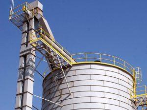 تجهیزات انتقال مواد - الواتورهای تسمه ای و زنجیری ELEVATOR BELTS