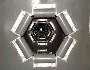 تجهیزات انتقال مواد - کانوایرهای لوله ای TUBE CONVEYOR BELTS